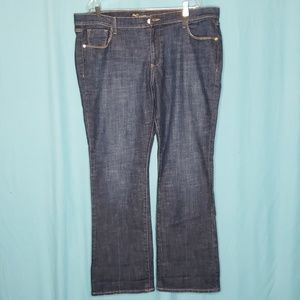 Old Navy Sweetheart Denim Jeans Size 18